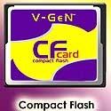 Foto Produk Compact Flash 4GB VGEN dari Toko Asik