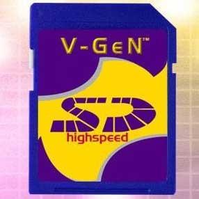 Foto Produk SDC 8GB VGEN CLASS 10 dari Toko Asik
