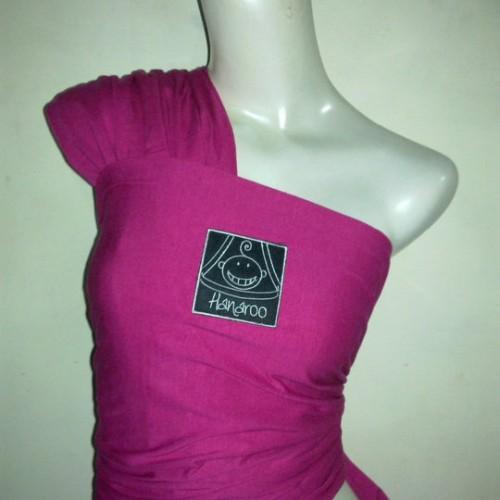 Foto Produk Hanaroo Babywrap Pink Fanta dari Tris Baby Shop