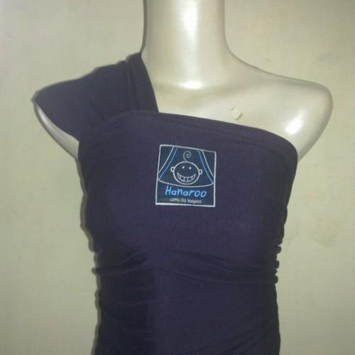 Foto Produk Hanaroo Babywrap Dark Purple dari Tris Baby Shop