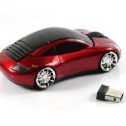 Foto Produk Wirelles Car Mouse Sport Car dari Toko Komputer Mbah Priok