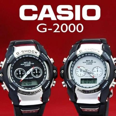 Foto Produk CASIO GSHOCK series MTG-2000 dari AthaDriMeL ShoP