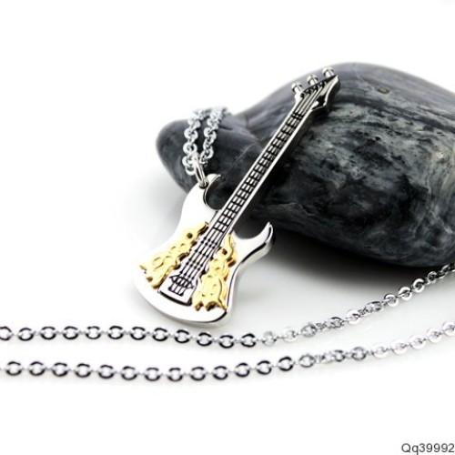 Foto Produk kalung Fire Guitar dari KLIKHADIAH