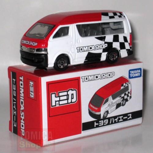 Foto Produk Tomica Shop Toyota Hi Ace - STOK HABIS dari Tomica Shop