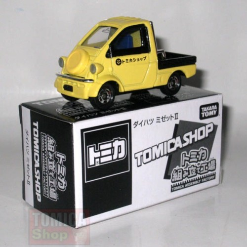 Foto Produk Tomica Assembly Factory Daihatsu Midget 2 Yellow dari Tomica Shop
