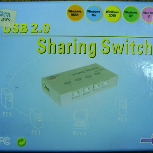 Foto Produk Sharing Switch 1-2 Port (usb) dari Cipta Trading