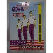 Foto Produk Grow Up dari Bamboopusatgrosir