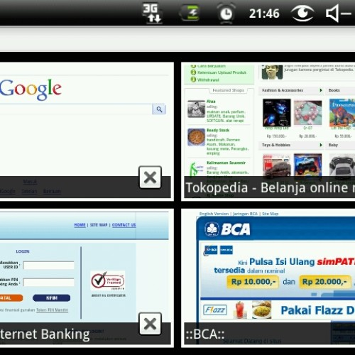"""Foto Produk TABLET PC 7"""" MID 1.6 ***** SOLD OUT ******  dari NOS"""