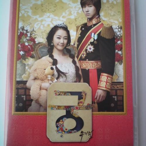 Foto Produk YUNHO Princess Hours (Palace) Musical Special DVD Edition = 1DVD dari Haruna88 Online Shop