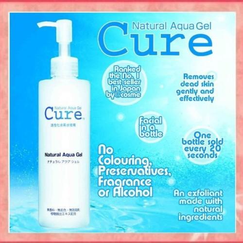 Foto Produk Aqua Cure Natural Gel dari Bamboopusatgrosir