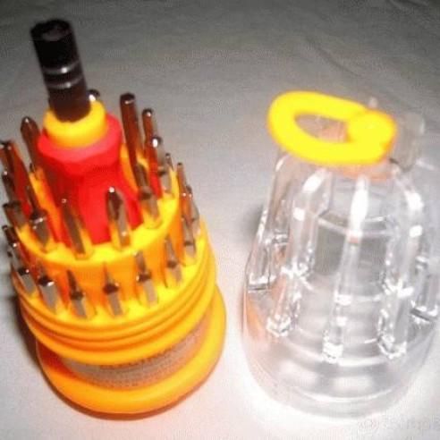 Foto Produk Obeng Multi 31 in 1 dari PinkyPink.Shop