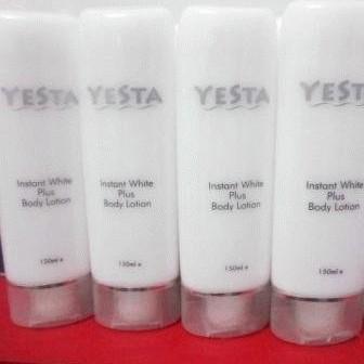 Foto Produk Yesta Instant White Plus Body Lotion 150ml dari Ponistory