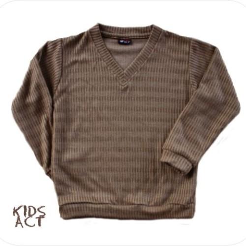 Foto Produk Sweater Anak (Coklat) -Size M- dari NaiNai Shop