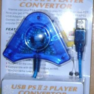 Foto Produk Playstation Gamepad Converter To USB (Double) dari Cipta Trading