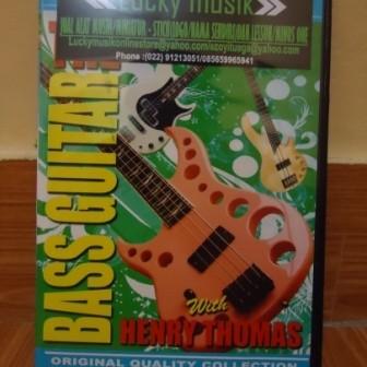 Foto Produk JUAL DVD LESSON BASS BY HENRY THOMAS dari EJOY CD/DVD LESSON MUSIK