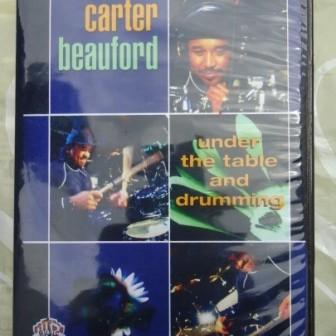 Foto Produk JUAL DVD LESSON DRUM BY CARTER BEUAFORD dari EJOY CD/DVD LESSON MUSIK