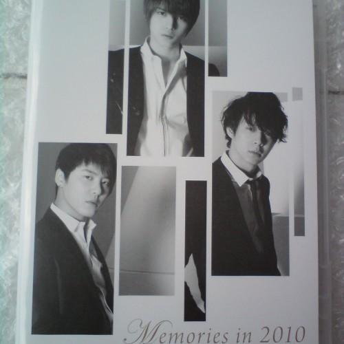 Foto Produk JYJ ( JUNSU / JEJUNG / YUCHUN ) - Memories in 2010 = 2DVD dari Haruna88 Online Shop