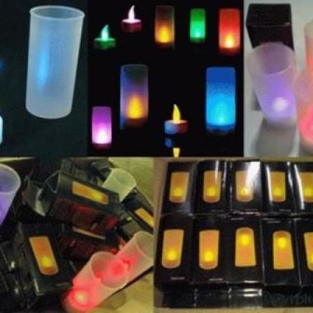 Foto Produk Lilin Elektrik Berubah 7 Warna dari Celebes Shop