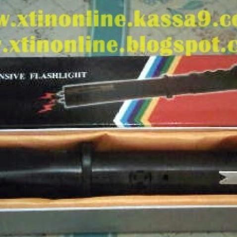 Foto Produk STUN GUN  MODEL TONGKAT POLISI TYPE 809 dari Xtinonline