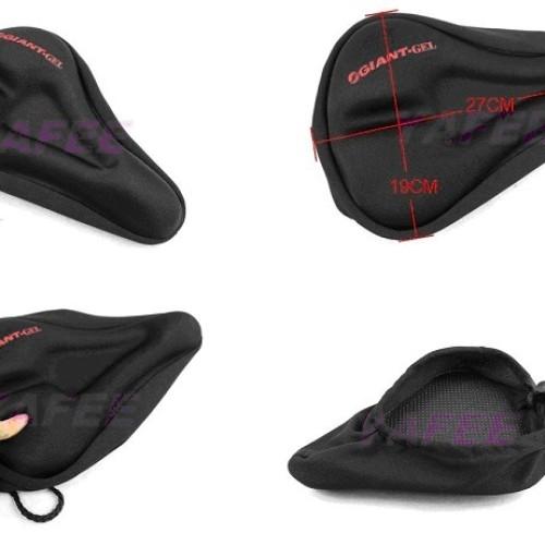 Foto Produk Cover Saddle Gel Sepeda dari pilgan11