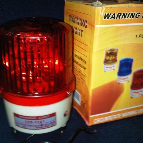"Foto Produk Warning Light - Rotary 5"" AC dari PlazaSecuritySystem"