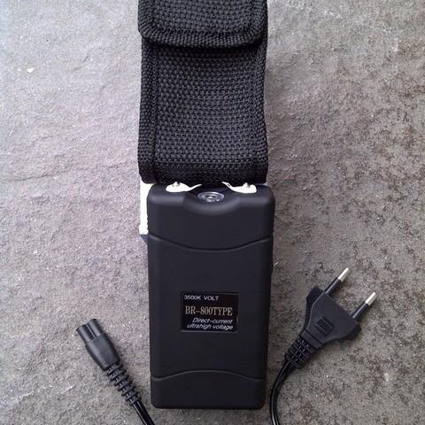Foto Produk Stun Gun (Alat Kejut)+senter Tipe BR 800 dari HistoryShop