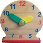 Foto Produk Jam kayu dari Aish Toys