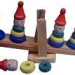 Foto Produk CLOWN STACKING BALANCE  dari Aish Toys