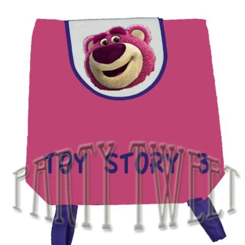 Foto Produk Goody Bag Ransel - Toy Story - Lotso dari Upcoming Party Tweet