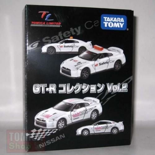Foto Produk TL Nissan GT-R Vol.2 Safety Car - STOK HABIS dari Tomica Shop