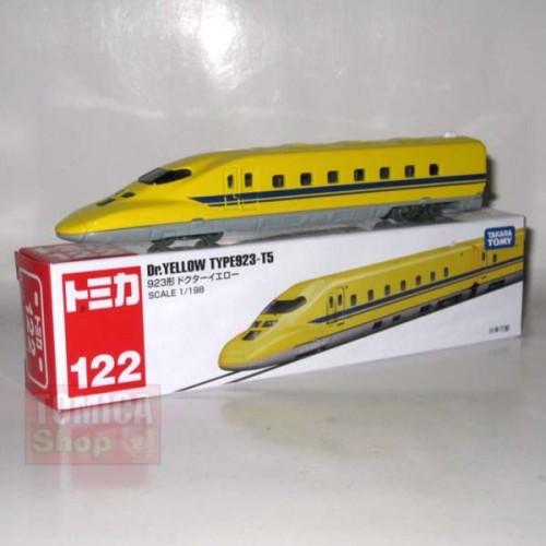 Foto Produk #122 Dr. Yellow Type923-T5 (TTB) - STOK HABIS dari Tomica Shop