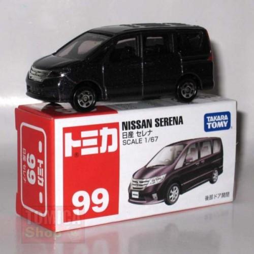 Foto Produk #099 Nissan Serena (TTB) dari Tomica Shop