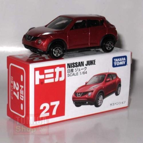 Foto Produk #027 Nissan Juke (TTB) dari Tomica Shop
