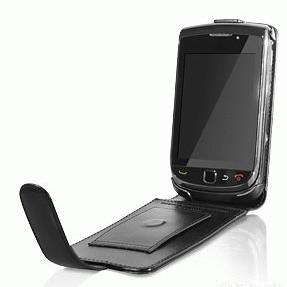 Foto Produk Capdase Original Leather Case Fliptop For Blackberry 9800 dari Licia Cellular
