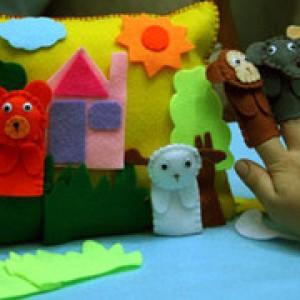 Foto Produk Buku Bantal Cerita dari Aish Toys