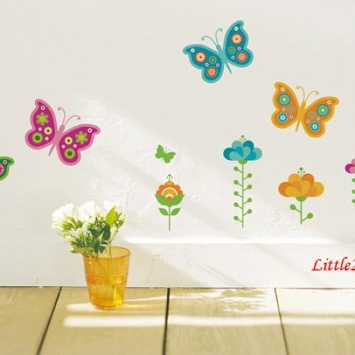 Foto Produk Home Sticker Butterflies dari Little2K Shop