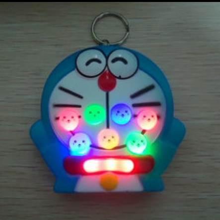 Foto Produk Gantungan Kunci Doraemon + Game Whack A Mole ....MURAH dari PinkyPink.Shop