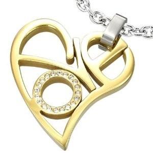 Foto Produk Kalung Love Word dari KLIKHADIAH