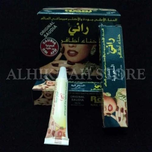 Foto Produk Rani Nail -- Untuk Pewarna Alami Kuku Anda. dari Alhikmah Herbal