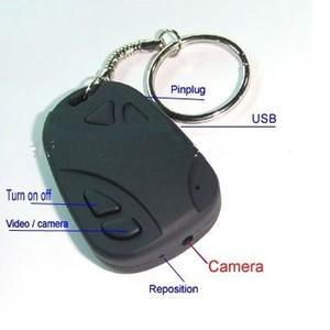 Foto Produk SPY CAM CARKEY 808 ( Micro Sd Slot ) GROSIR  Rp 95,000 dari Harapan