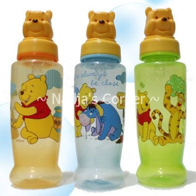 Foto Produk 250 ml trophy bottle with Pooh head dari Nadja's Corner