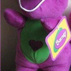 Foto Produk Boneka Barney Singing Size M dari AcHa BabyKids