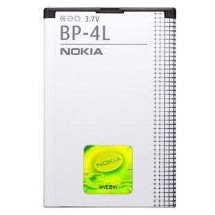 Foto Produk Nokia Battery, 1500 MAh Li-Ion BP-4L. 100% Original From Nokia (Packing) dari Eben Haezer Net