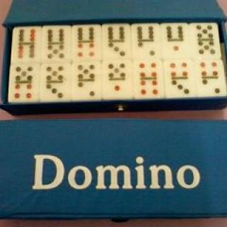 Foto Produk DOMINO SET - 28 PIECES dari Marbel Shop