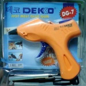 Foto Produk HOT MELT GLUE GUN DEKKO dari Marbel Shop