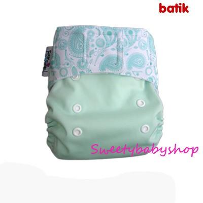 Foto Produk PEMPEM Cloth Diaper - BATIK dari Sweetybabyshop