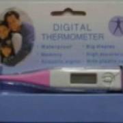 Foto Produk Termometer Digital Fleksibel dari Lingula Aurikula Alkes
