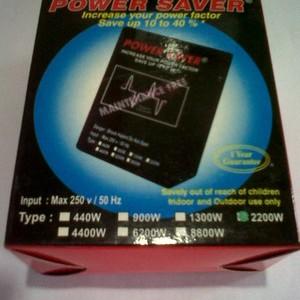Foto Produk PENGHEMAT LISTRIK / CAPASITOR BANK POWER SAVER Type 2200w dari Electra Shop GLODOK JAYA