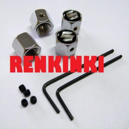 Foto Produk Tutup Pentil Anti-Theft (Anti Maling) dari Renkinki
