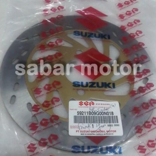 Foto Produk Disc Brake Smash/Shogun 125 (Genuine Parts) dari SABAR MOTOR